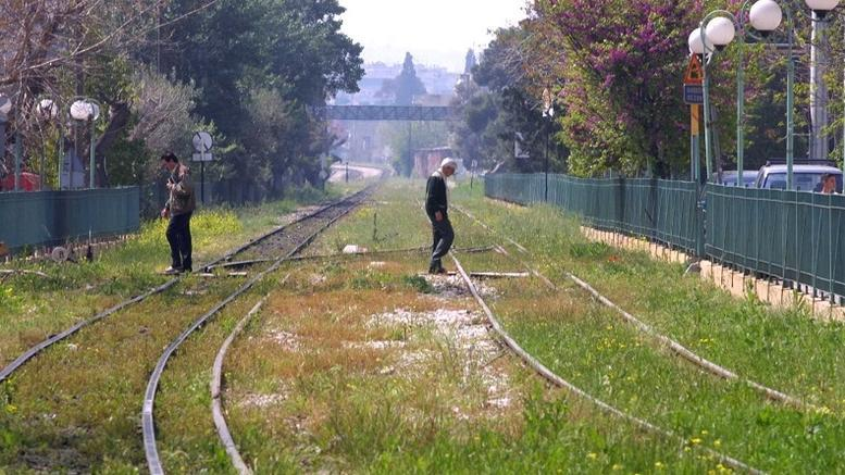 Βρέθηκε διαμελισμένο πτώμα σε γραμμές τρένου στη Λάρισα