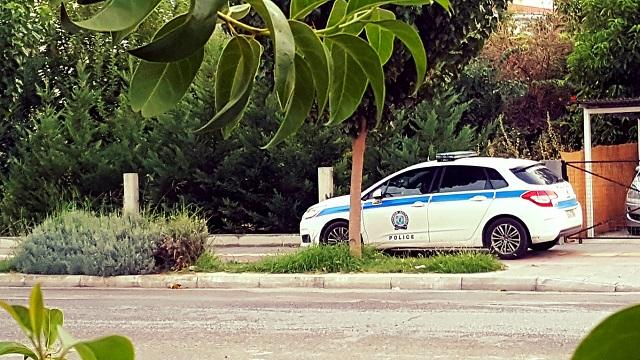 Σύλληψη οδηγού μετά από καβγά στα Τρίκαλα