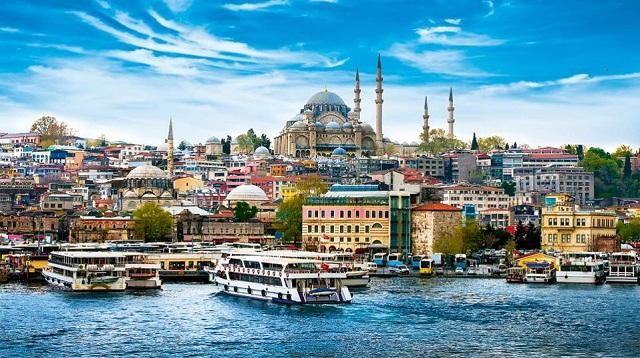 Πενθήμερη εκδρομή σε Κωνσταντινούπολη - Προύσα
