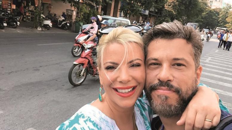 Αντελίνα και Χάρης Βαρθακούρης νικητές του Globetrotters
