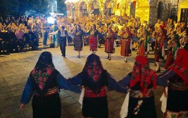 Ετήσιος χορός του Συλλόγου Ανατολικής Ρωμυλίας Βόλου
