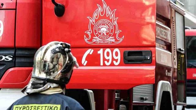 Καρδίτσα: Κινδύνευσε από φωτιά ηλικιωμένη με κινητικά προβλήματα