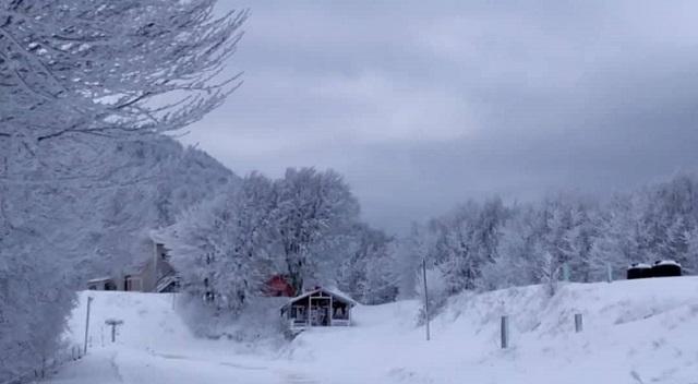 Ανοιχτό τουλάχιστον μέχρι την Κυριακή το Χιονοδρομικό Πηλίου