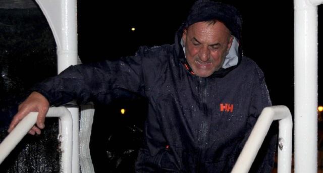 Σκιάθος: Ο ήρωας καπετάνιος που με 8 μποφόρ έβγαλε 53 επιβάτες από τον «Πρωτέα»