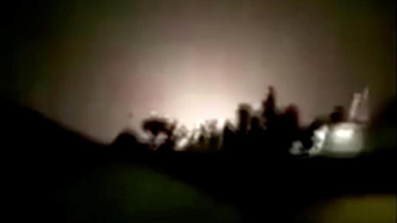 To Ιράν επιτέθηκε με πυραύλους σε βάσεις των ΗΠΑ στο Ιράκ