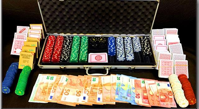Οκτώ συλλήψεις σε «μίνι καζίνο» στον Παλαμά Καρδίτσας