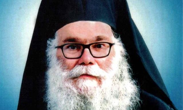 Εκοιμήθη ο Ιεροδιάκονος Τίτος Ξενιώτης: Ηταν ο πρώτος μοναχός της Μονής Παναγίας Ανω Ξενιάς
