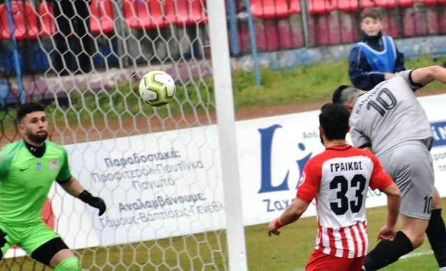 Ηττήθηκε στη Βέροια με 1-0 ο Ολυμπιακός Βόλου