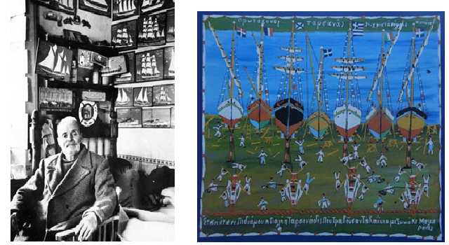 Χειμωνιάτικες ιστορίες του Ν. Χριστόπουλου από τα χειρόγραφα των αναμνήσεών του