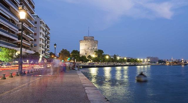 Εκπαιδευτική επίσκεψη στη Θεσσαλονίκη
