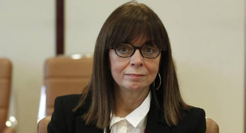Η Αικ. Σακελλαροπούλου προτείνεται για ΠτΔ