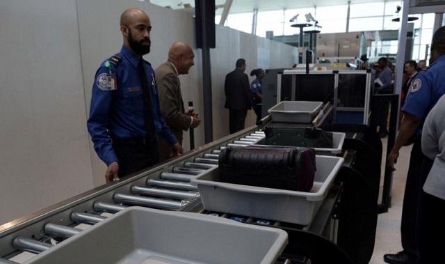 Ανησυχούν για το ρεκόρ κατασχεμένων όπλων στα αεροδρόμια των ΗΠΑ