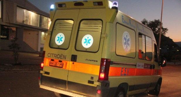 Σκοτώθηκε σε τροχαίο άνδρας στο Πετρωτό Τρικάλων