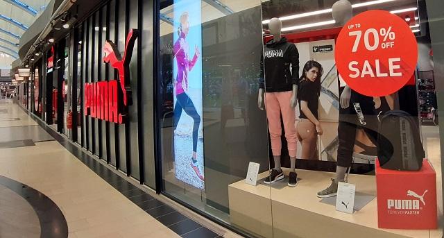 Ανοικτά την Κυριακή 19/2 με «άγριες» εκπτώσεις το Fashion City Outlet στη Λάρισα