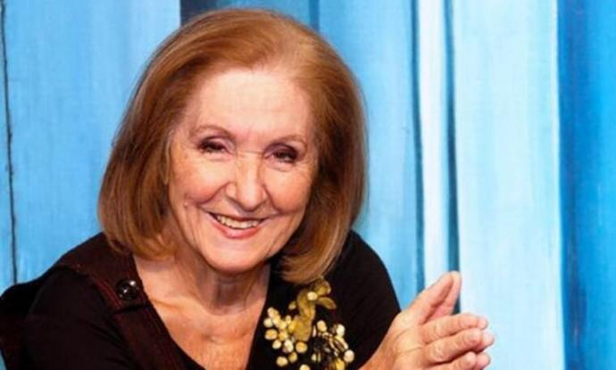 Κάρμεν Ρουγγέρη: Είμαι 76 κι όχι 81 ετών όπως γράφουν