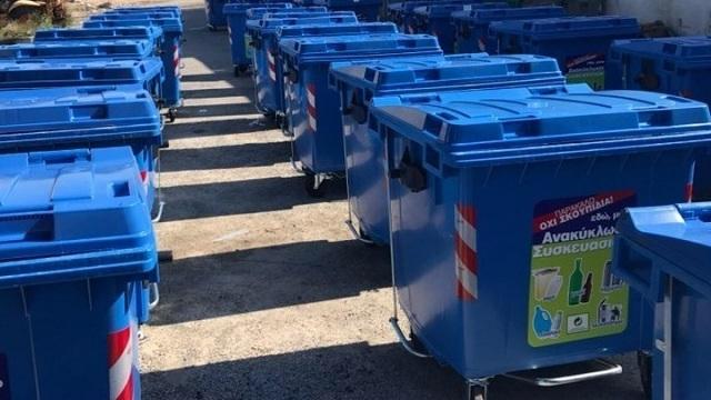 Επέκταση της ανακύκλωσης σε Σούρπη και Πτελεό