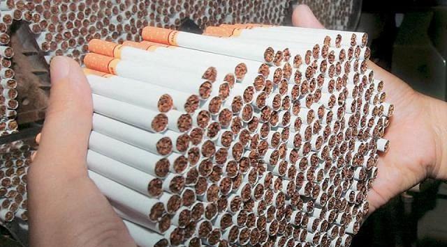 Τέσσερις συλλήψεις στον Βόλο για λαθρεμπόριο τσιγάρων και παραεμπόριο