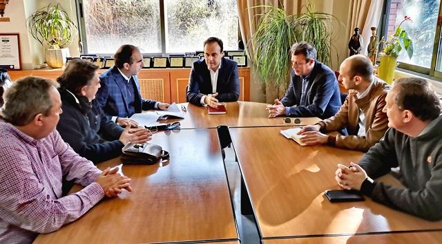 Συνεργασία Δήμου Τρικκαίων – Ενωσης Συντακτών Θεσσαλίας