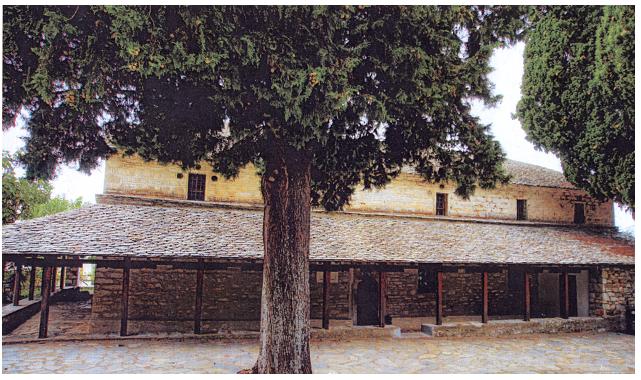 Πανηγυρίζει ιστορικός ναός στο Βένετο