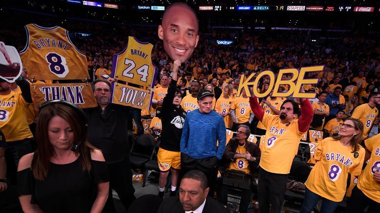 Ράγισαν καρδιές στο γήπεδο των Lakers για τον Κόμπι Μπράιαντ