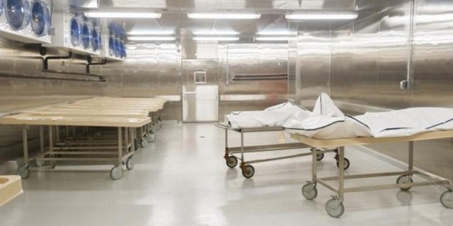 71χρονη στα «αζήτητα» του Νεκροτομείου στη Λάρισα