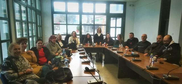 Κατάρτιση ενηλίκων στη Σκόπελο