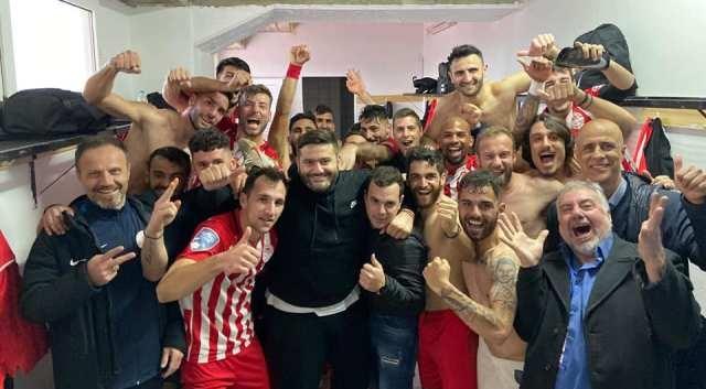 Μεταμορφωμένος ο Ολυμπιακός Βόλου απέδρασε από την Ιεράπετρα με 3 - 1