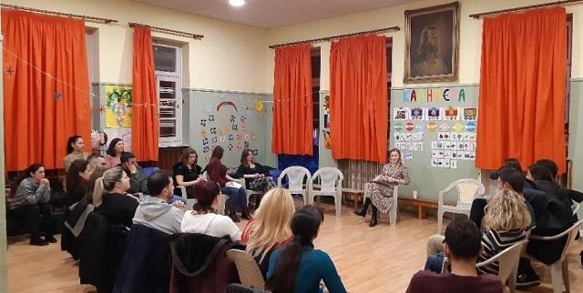 Συνάντηση γονέων στον Βρεφονηπιακό Σταθμό της Μητρόπολης