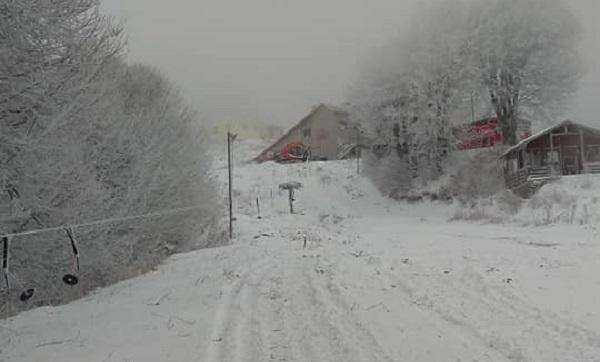 Ανοικτό από αύριο Παρασκευή το Χιονοδρομικό Κέντρο Πηλίου