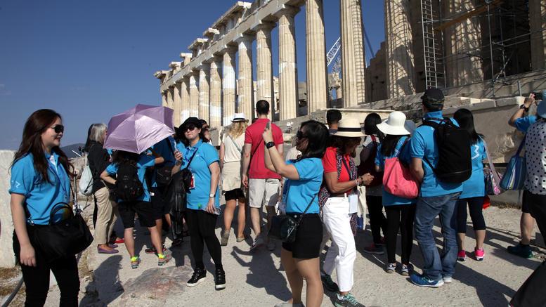 Στόχος οι 500.000 Κινέζοι τουρίστες στην Ελλάδα το 2021