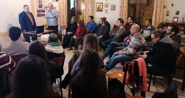 Παρουσίαση της δράσης του Ορθόδοξου Κινήματος Νεολαίας του Πατριαρχείου Αντιοχείας