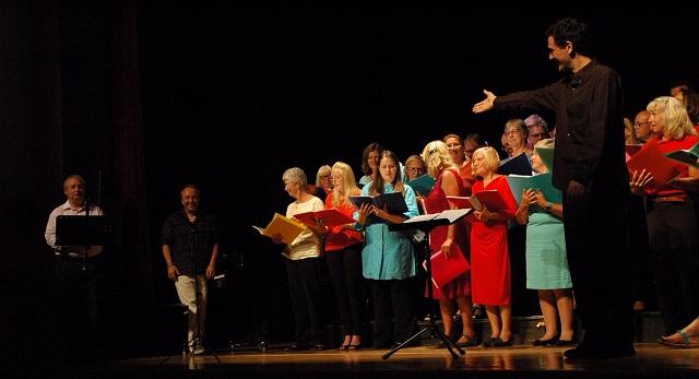 Συναυλία της Χορτωδίας