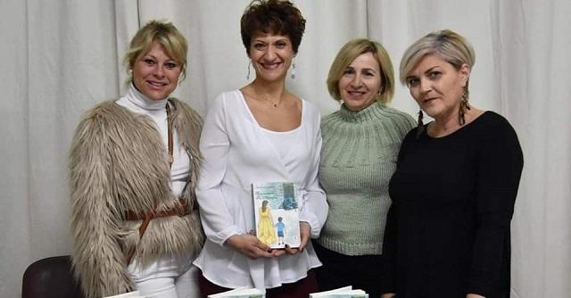 Παρουσίαση βιβλίου με φιλανθρωπικό χαρακτήρα στο Ορφανοτροφείο Βόλου