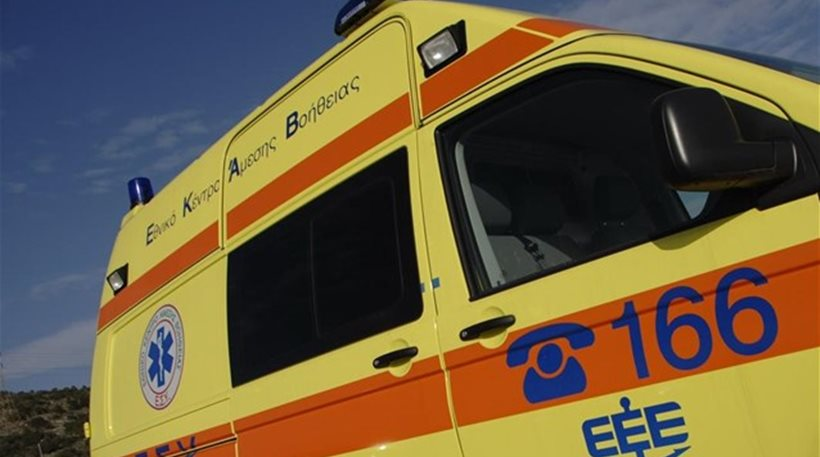 Λαμία: Έχασε τη ζωή της από πνιγμό, τρώγοντας σουβλάκι