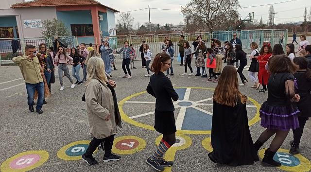 Οι μαθητές του 5ου Δημοτικού Σχολείου Αλμυρού μαθαίνουν να τρέφονται υγιεινά