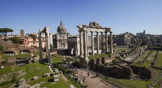 Παρουσιάστηκε η σαρκοφάγος και ο τάφος του μυθικού ιδρυτή της Ρώμης, Ρωμύλου
