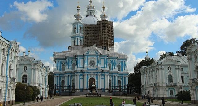 Φωτογραφική περιήγηση στην Αγία Πετρούπολη