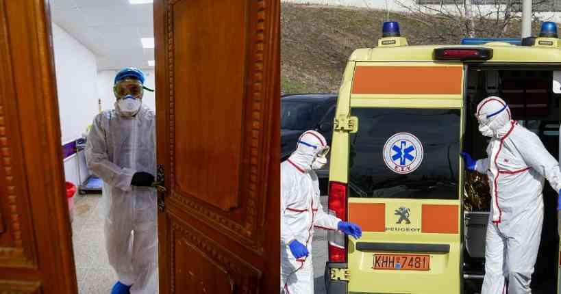 Μία 38χρονη το πρώτο κρούσμα κορονοϊού στην Ελλάδα