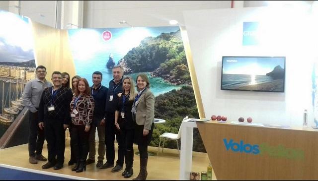 Ο Βόλος και το Πήλιο ταυτόχρονα σε τρεις διεθνείς εκθέσεις τουρισμού