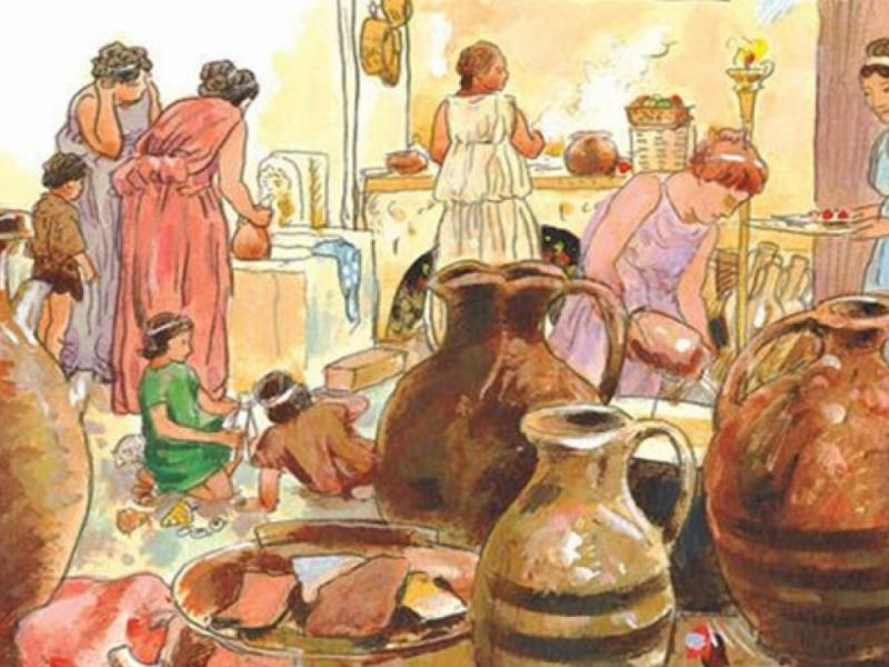 Αυτά ήταν τα «νηστίσιμα» στην αρχαία Ελλάδα