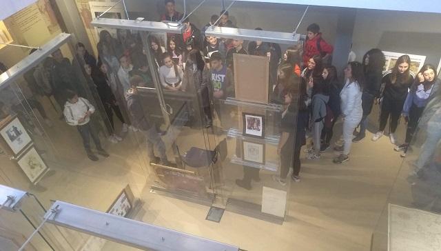 Αυξάνεται συνεχώς η επισκεψιμότητα στο Εκθεσιακό Κέντρο «Ρήγας Βελεστινλής»