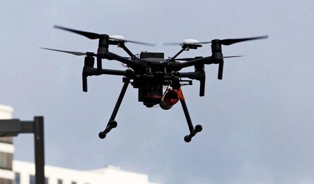 Έκαναν… ντελίβερι με drone στις φυλακές Λάρισας smartphones και πούρα