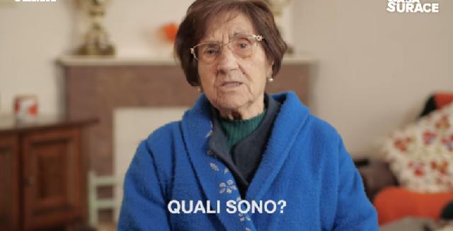 Κορονοϊός στην Ιταλία: Viral γιαγιά δίνει συμβουλές προστασίας και εμψυχώνει τους συμπατριώτες της