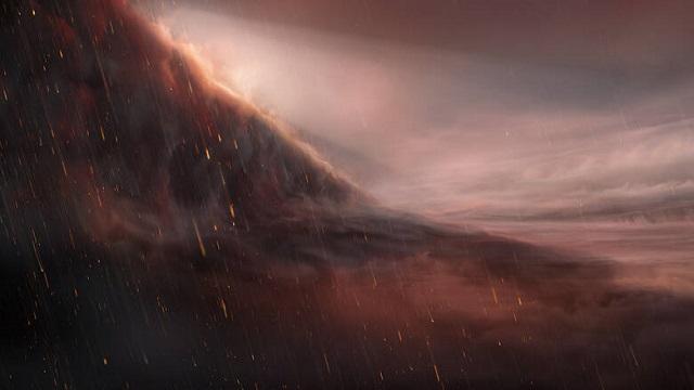 Ανακαλύφθηκε καυτός εξωπλανήτης όπου βρέχει... σίδηρο [βίντεο]