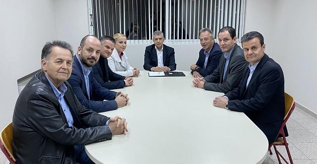 Τα μέτρα της Περιφέρειας Θεσσαλίας για την αντιμετώπιση του κορονοϊού