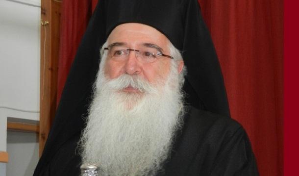 Δημητριάδος Ιγνάτιος: Ζούμε μια σταυρώσιμη πορεία, που θα φτάσει στην Ανάσταση