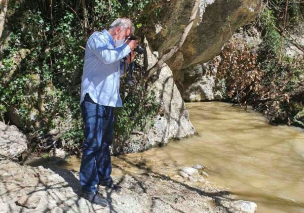 Θόλωσαν τα νερά του Αχέροντα μετά τον σεισμό στην Πάργα