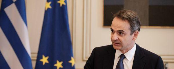 Κορονο-ομόλογα ζητούν Μητσοτάκης και άλλοι 8 ηγέτες κρατών της ΕΕ από τον Σαρλ Μισέλ