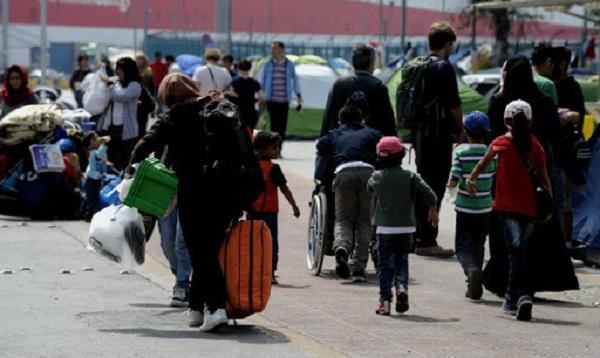 Χίος: Μετανάστες παριστάνουν τους νεοαφιχθέντες για να φύγουν λόγω κορονοϊού