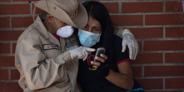 Κορωνοϊός: Πρώτος θάνατος στην Βενεζουέλα - Διπλασιάστηκαν οι θάνατοι στην Ιρλανδία